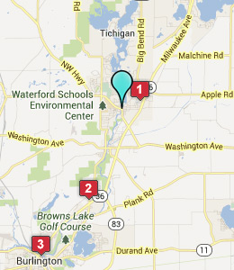 Waterford, WI Hotels & Motels - See All Discounts